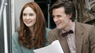 The 11th Doctor and Companion